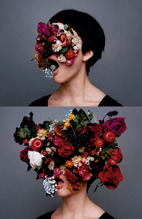 Be Noisy, Yasutomo Ebisu for Laforet, 2012, detail